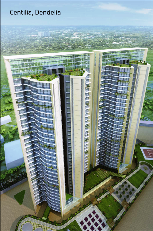 Residential Multistorey Apartment for Sale in Off Ghodbunder Road, Off Pokhran Road No.2, Manpada , Thane-West, Mumbai