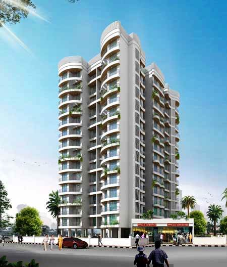 Residential Multistorey Apartment for Sale in Plot No. 29, Sector- 25, , Nerul-West, Mumbai