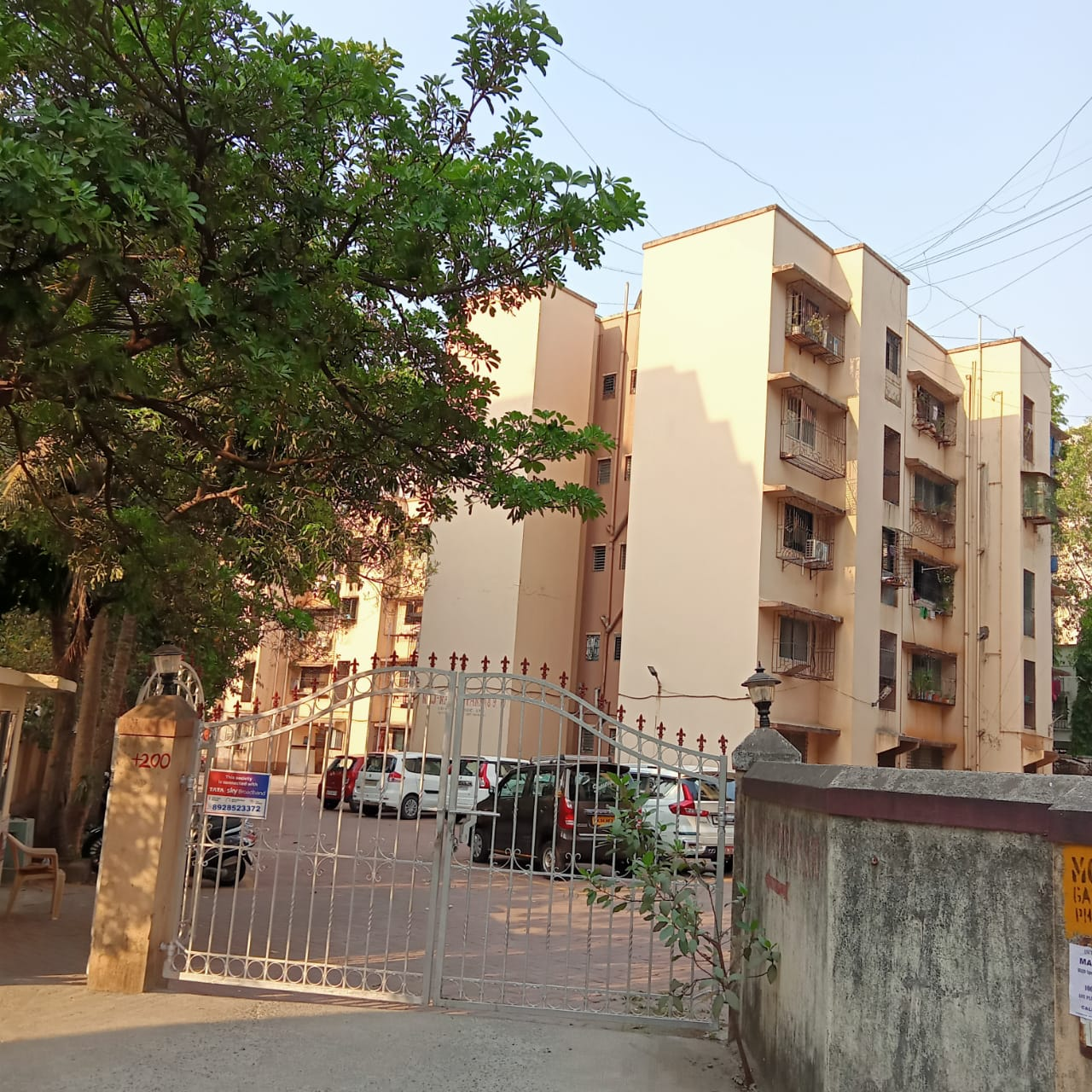 Commercial Flats for Rent in Raj Ratna Park, Ghodbunder Road, Brahmand, Thane , Thane-West, Mumbai