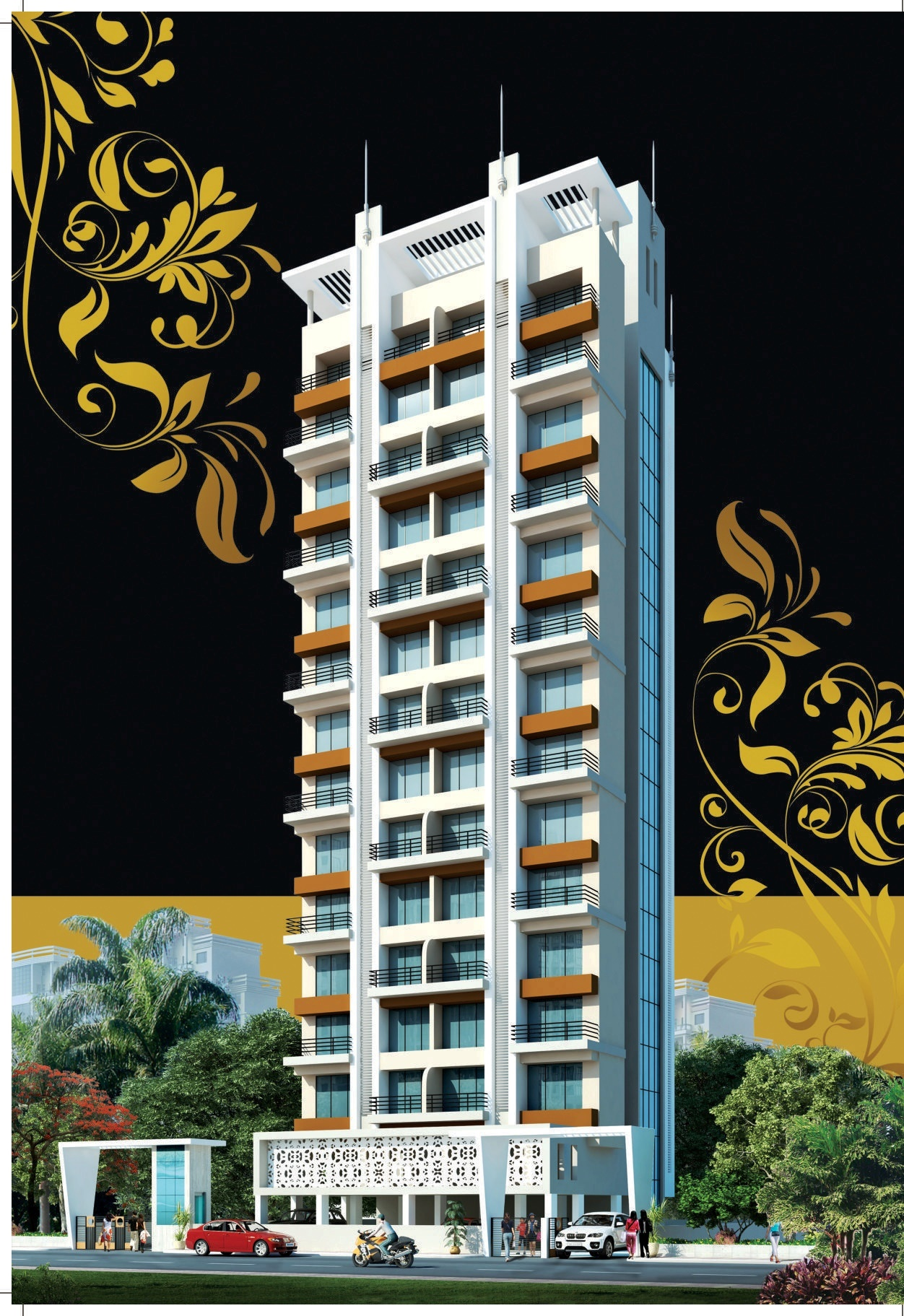 Residential Multistorey Apartment for Sale in Plot No.- 17A, Sector - 50, Opp. NRI Complex, , Nerul-West, Mumbai