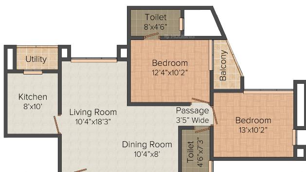 Residential Multistorey Apartment for Sale in Anand Nagar, Near Link Road, Opp. Mega Mall , Jogeshwari-West, Mumbai
