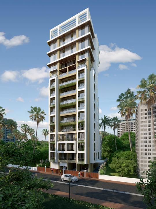 Residential Multistorey Apartment for Sale in Road No 33 Near Guru Nanak Institute Of Management Studies , Matunga-West, Mumbai