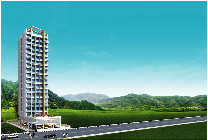 Residential Multistorey Apartment for Sale in Railway Over Bridge, Sector 42 , Seawoods-West, Mumbai