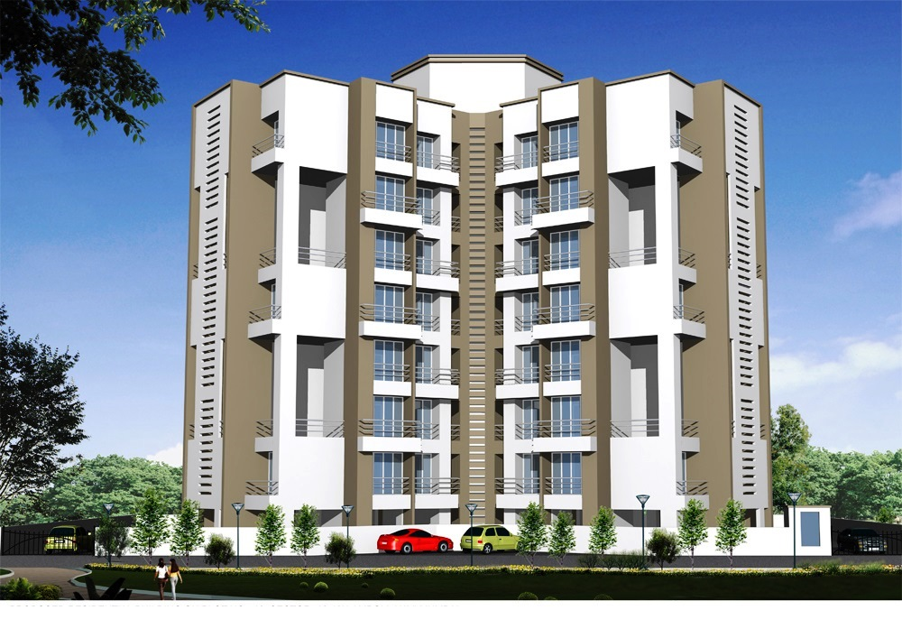Residential Multistorey Apartment for Sale in Sector 10, Plot No.18, , Kalamboli-West, Mumbai