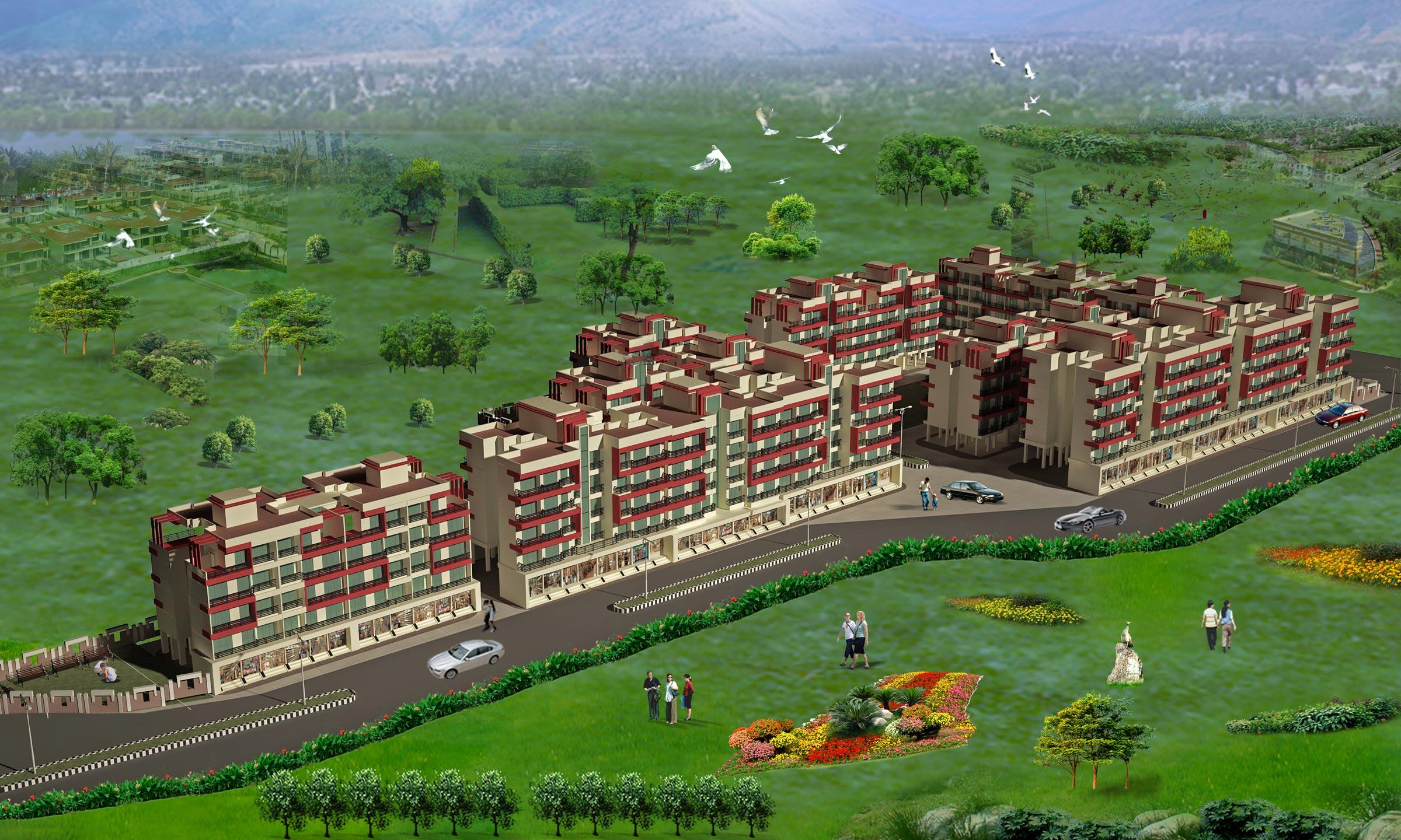 Residential Multistorey Apartment for Sale in Opposite Asangaon Railway Station, 102/2, Shahpur , Asangaon-West, Mumbai