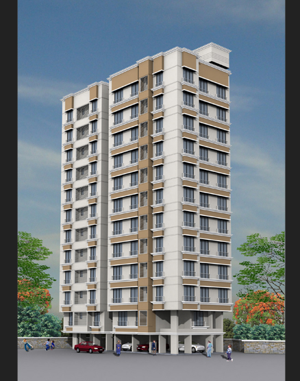 Residential Multistorey Apartment for Sale in Plot Bearing CTS No. 5048, Near Mumbai University , Santacruz-West, Mumbai