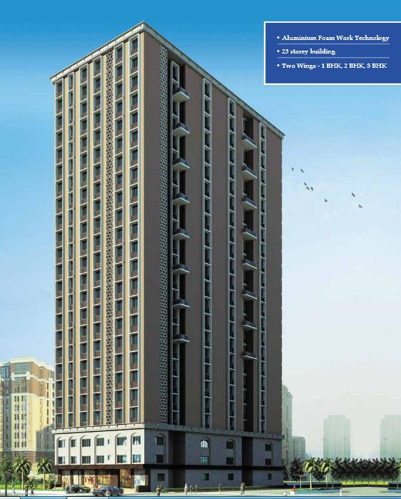 Residential Multistorey Apartment for Sale in Lalani Garden, Valentine Complex, Opposite Jerry Verghere Compound , Malad-West, Mumbai