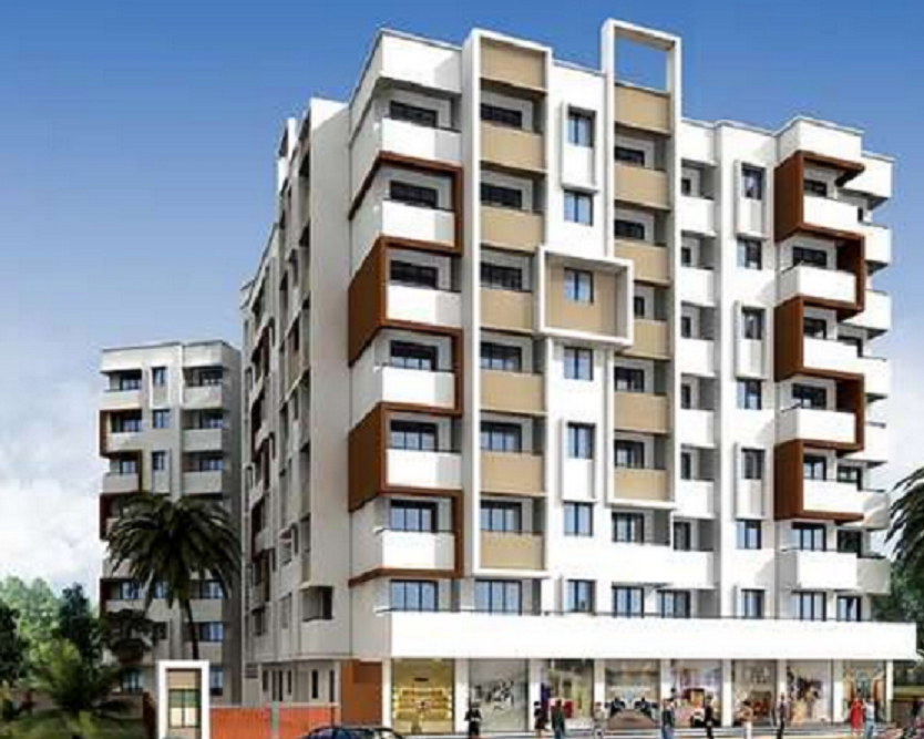 Commercial Flats for Sale in B Cabin Road,Green city , Ambernath-West, Mumbai