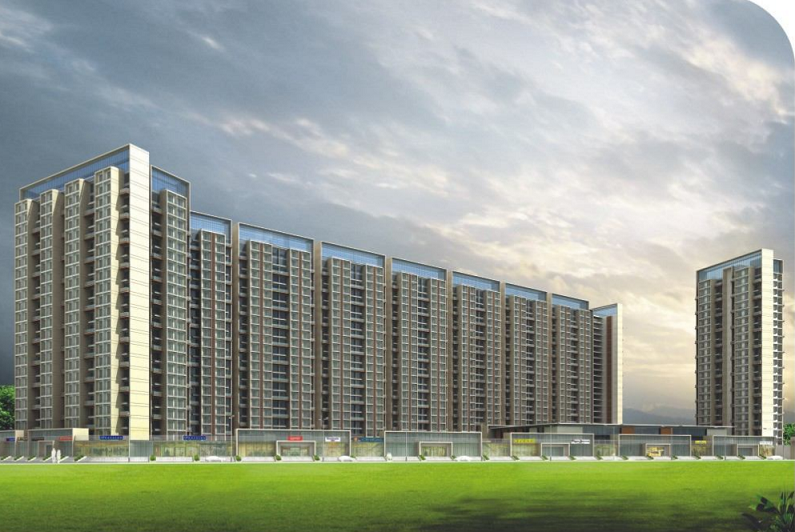 Green World In Airoli East New Projects By Akshar Group
