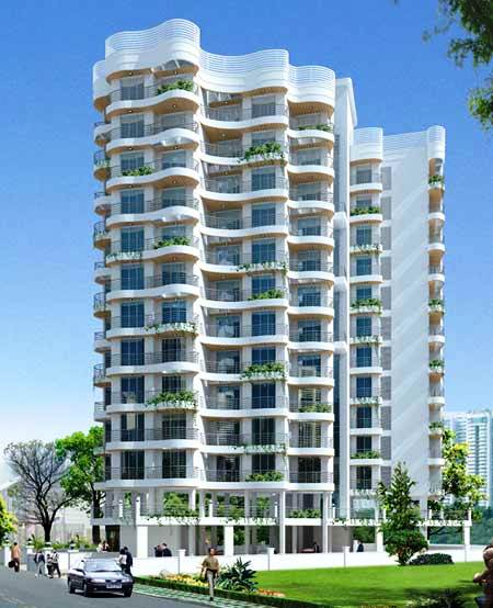 Residential Multistorey Apartment for Sale in Sector-25, , Nerul-West, Mumbai