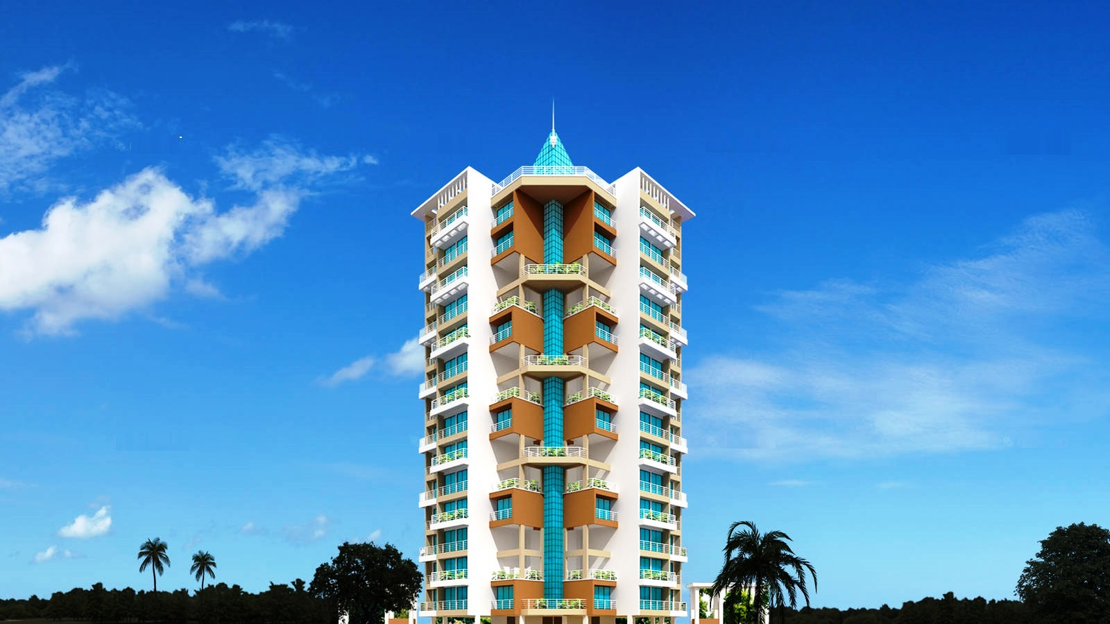 Residential Multistorey Apartment for Sale in Plot No.31, 32 and 33, Sector - 27, , Kharghar-West, Mumbai