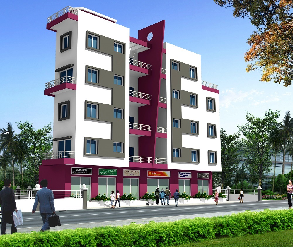 Residential Multistorey Apartment for Sale in Near Lowjee Station , Khopoli-West, Mumbai