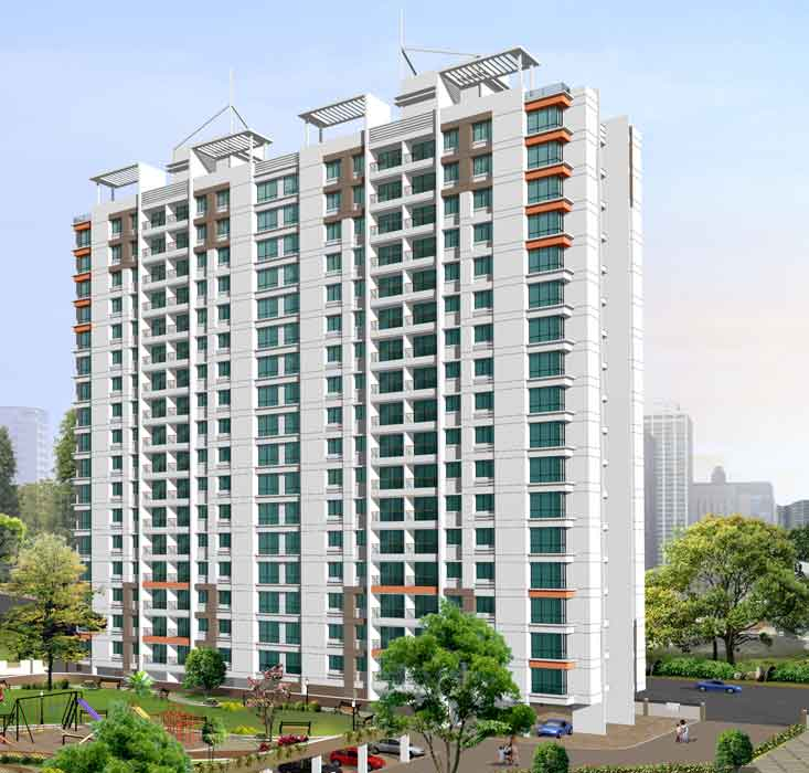 Residential Multistorey Apartment for Sale in Majiwada , Thane-West, Mumbai