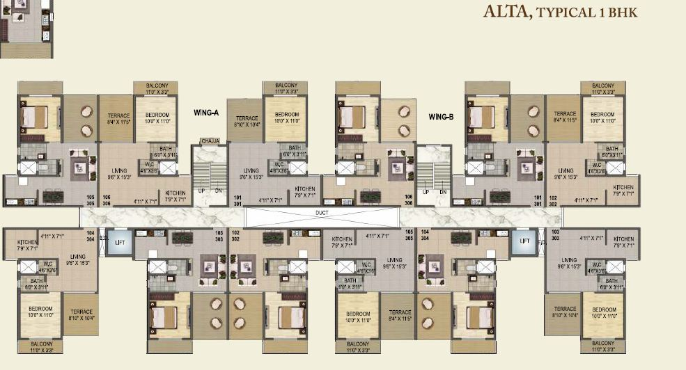 Groupco Malaga In Panvel New Projects By Groupco
