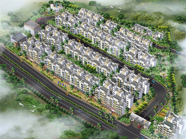 Residential Multistorey Apartment for Sale in Nr.Tulsi Vihar , Asangaon-West, Mumbai