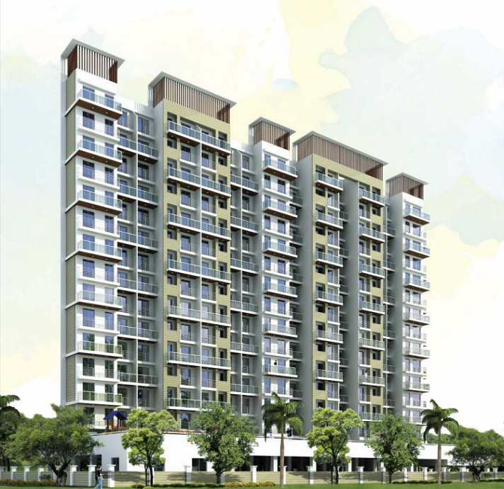 Residential Multistorey Apartment for Sale in Sec-35 , Kharghar-West, Mumbai