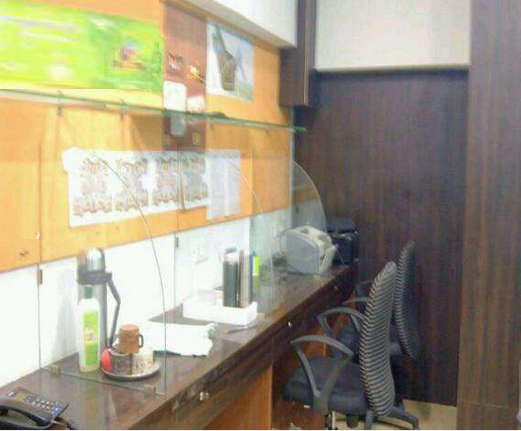 Commercial Office Space for Rent in Fully Furnished Office For Rent in Mall, , Thane-West, Mumbai