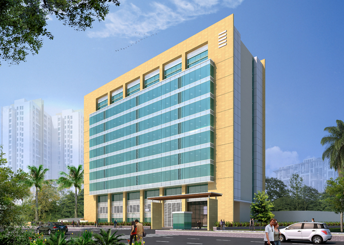 Commercial Office Space for Rent in Commercial Office Space For  Rent in Wagle Estate , Thane-West, Mumbai