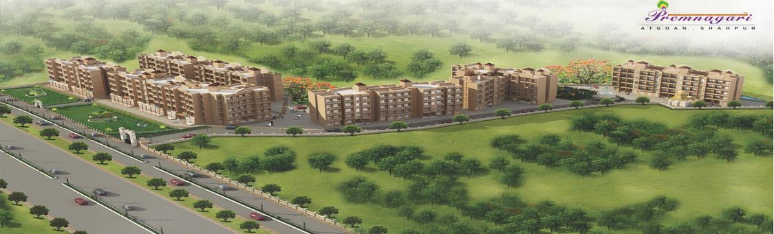 Residential Multistorey Apartment for Sale in Prem Nagri, Nashik road, Atgaon,Front of station , Atgaon-West, Mumbai