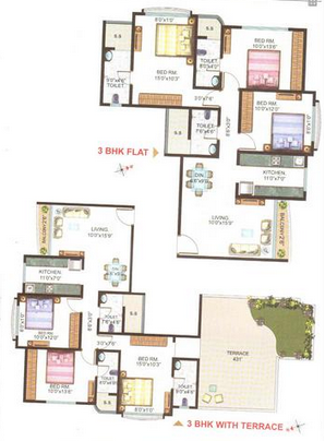 Residential Multistorey Apartment for Sale in Plot No-288, New Amrut Nagar, Behind Building No-23 , Jogeshwari-West, Mumbai