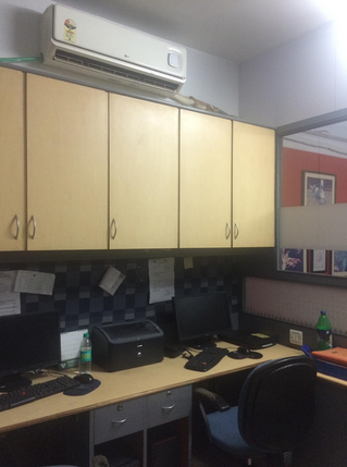 Commercial Office Space for Sale in Furnished office space for Sale, Near Voltas Company, Thane-West, Mumbai