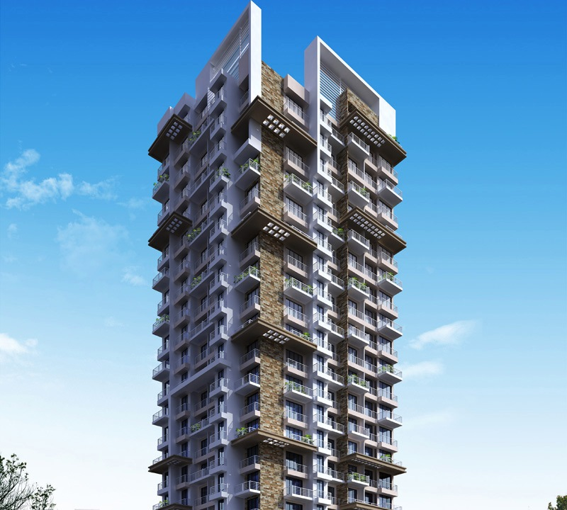 Residential Multistorey Apartment for Sale in Plot No 11,Sector8,Opp D Mart , Ghansoli-West, Mumbai