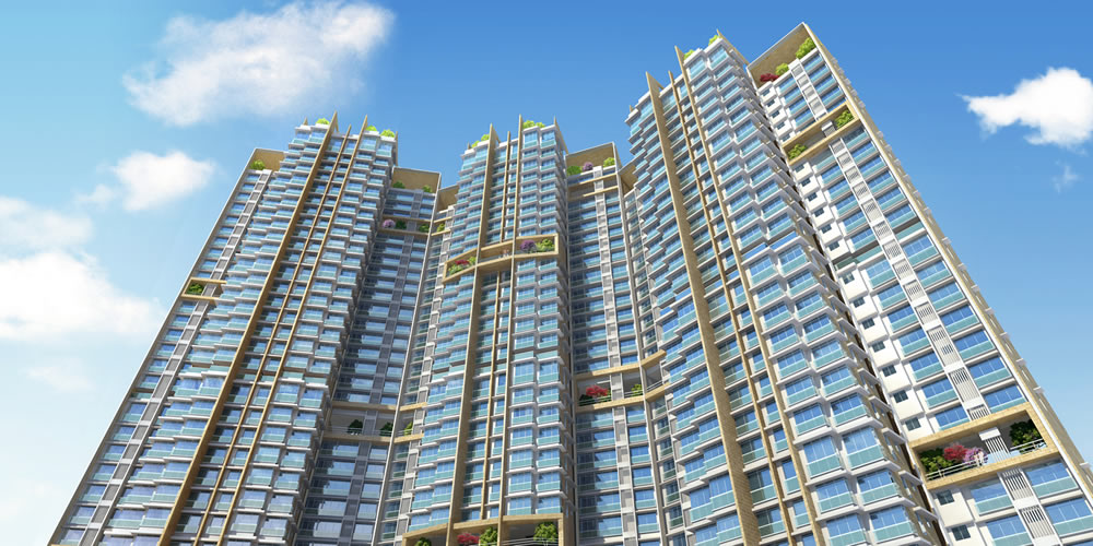 Residential Multistorey Apartment for Sale in Mulund - Goregaon Link Road, Near to Fortis Hospital , Mulund-West, Mumbai