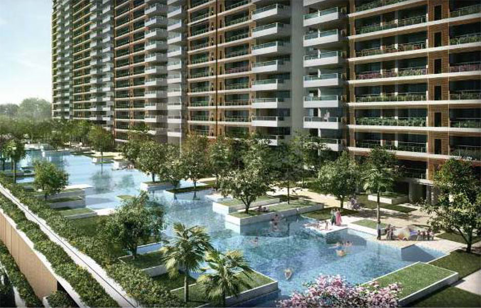 Residential Multistorey Apartment for Sale in The Wadhwa The Address Opp. R City Mall, Ghatkopar-West, Mumbai