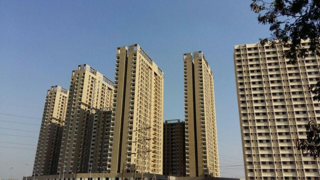 2 Bhk Flats Property For Rent In Tata Amantra Kalyan