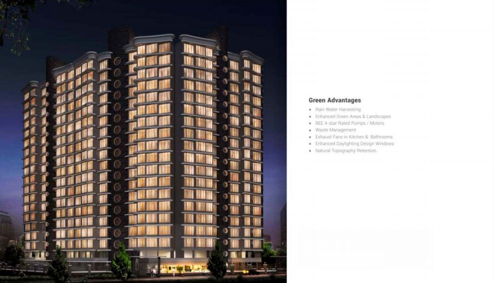 Residential Multistorey Apartment for Sale in Datta Mandir Road, Near Skoda Auto, Samarth Garden , Bhandup-West, Mumbai
