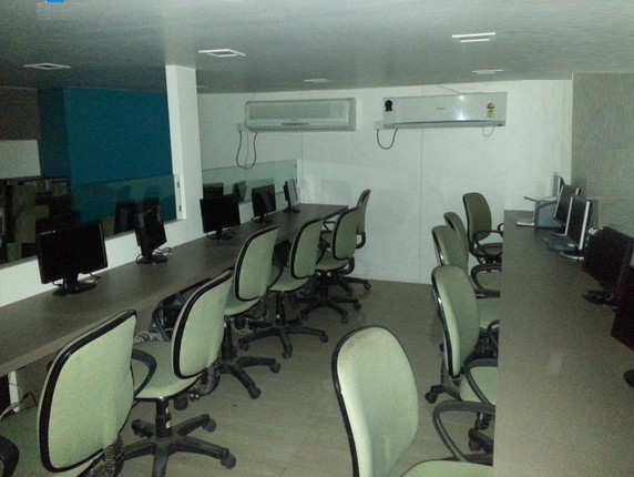 Commercial Office Space for Rent in Fully furnished office for Rent in Kapurbawadi, , Thane-West, Mumbai