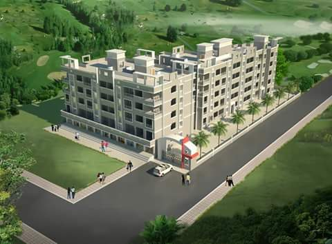 Residential Multistorey Apartment for Sale in Nr Shalu Station , Shelu-West, Mumbai