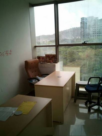 Commercial Office Space for Rent in Fully furnished office for Rent in LBS Road, , Mulund-West, Mumbai