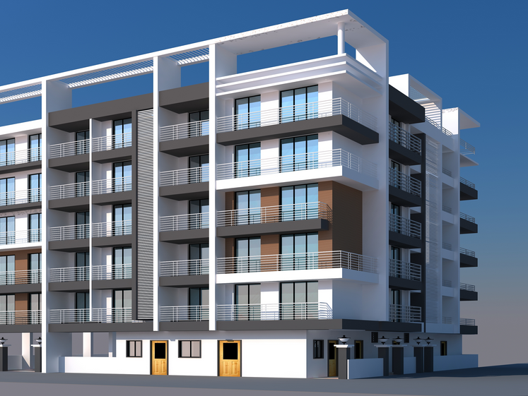 Residential Multistorey Apartment for Sale in Sector 31 , Vashi-West, Mumbai
