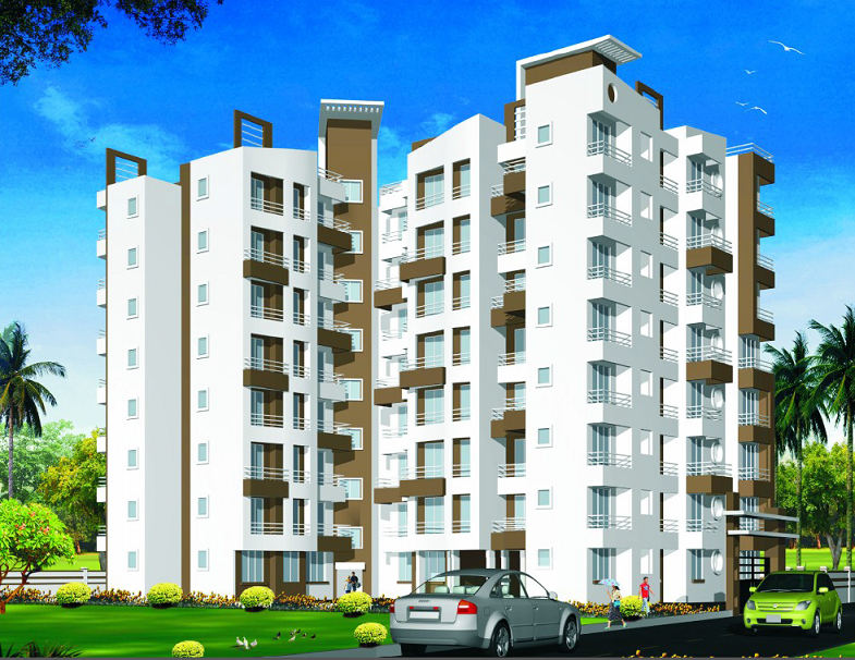 Shubh Jyot In Badlapur East New Projects By Aarson