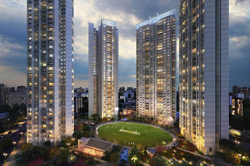 Residential Multistorey Apartment for Sale in Opp Xaviours high school Lbs road , Kanjurmarg-West, Mumbai