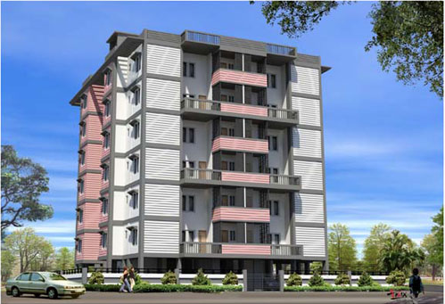 Residential Multistorey Apartment for Sale in Tembipada Police Chowki, Main Market, Tembipada Road, , Bhandup-West, Mumbai