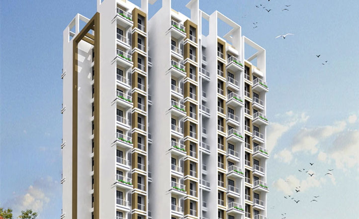 Residential Multistorey Apartment for Sale in Nakshatra greens   Juchandra Village , Naigaon-West, Mumbai