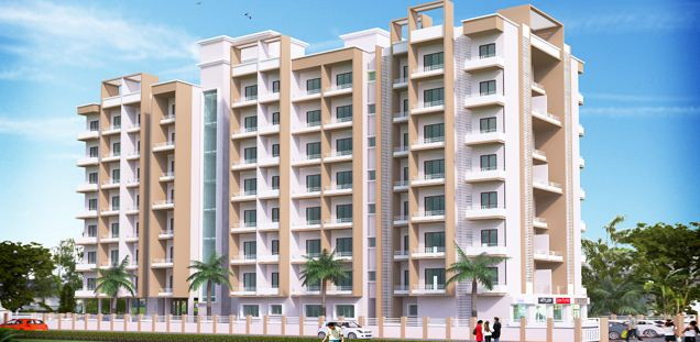 Residential Multistorey Apartment for Sale in Survey No-139,Hissa No-2.On 18 M Wide D.D.Road,Behind Manjiri Heights,Yashraj Nagar , Badlapur-West, Mumbai