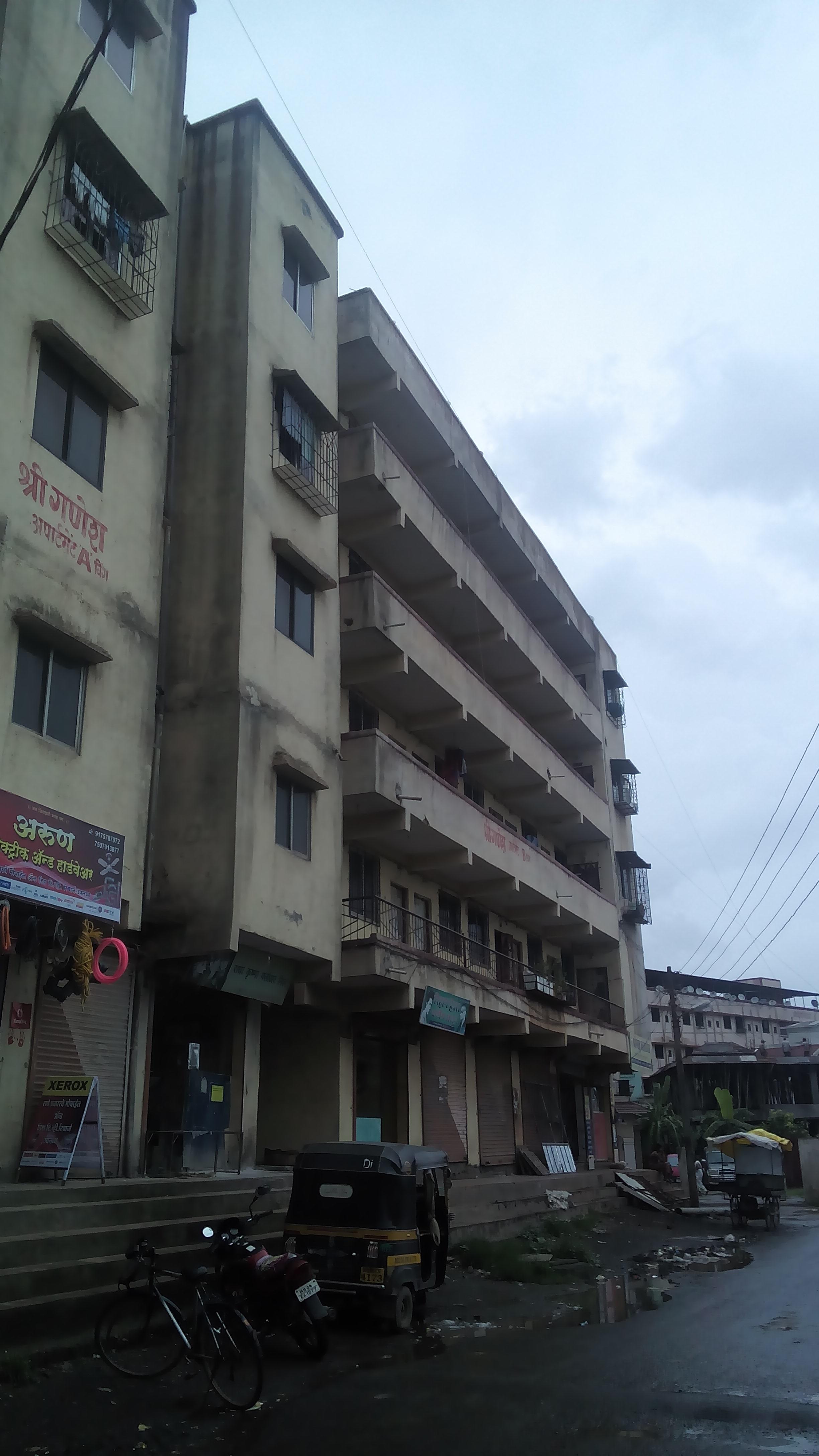 Residential Multistorey Apartment for Sale in Ganesh Apt.Kopri Naka Chandan Sar Road Virar East., Virar-West, Mumbai