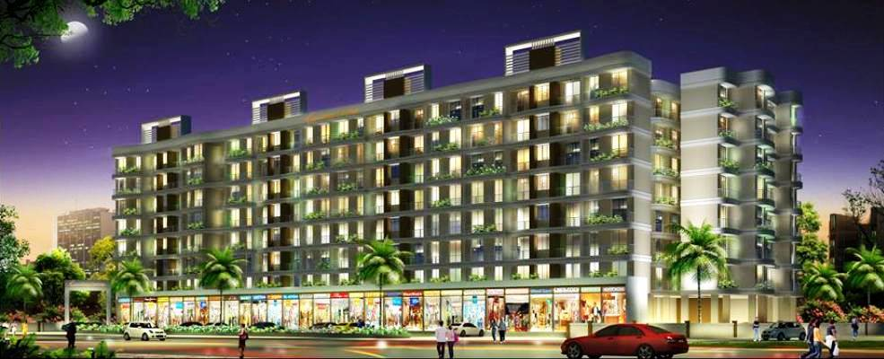 Residential Multistorey Apartment for Sale in S No,4/1,4/2, Village,Kasgaon , Badlapur-West, Mumbai