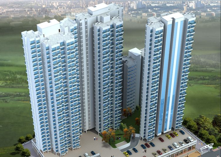 Residential Multistorey Apartment for Sale in PLOT NO. - 24 & 25 , SECTOR-8, , Ghansoli-West, Mumbai