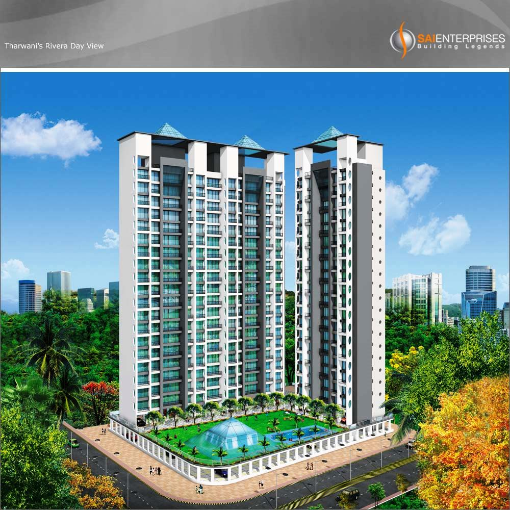 Tharwani Riviera in Kharghar | New Projects by Tharwani