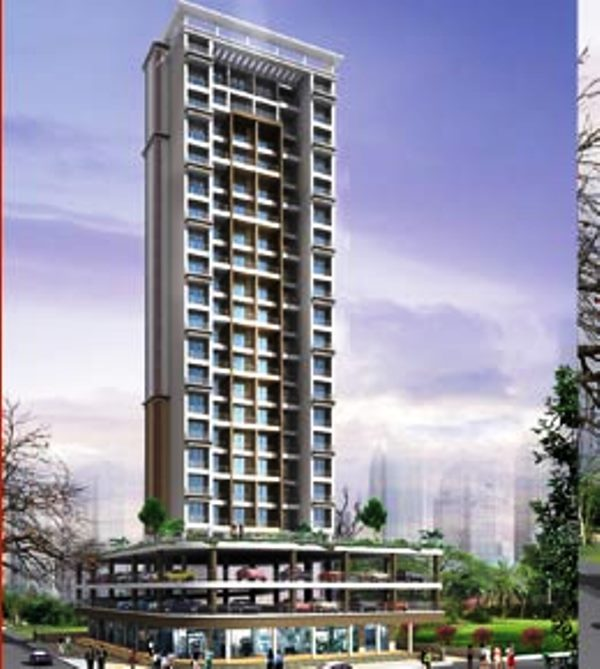 Krishna Tower in Kharghar | New Projects by Giriraj