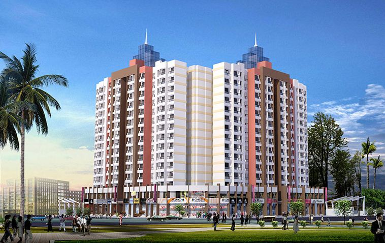 3 BHK Multistorey Apartment Property for Sale in Plot No  223, RDP, Sector  3, Charkop , Kandivali West, Mumbai