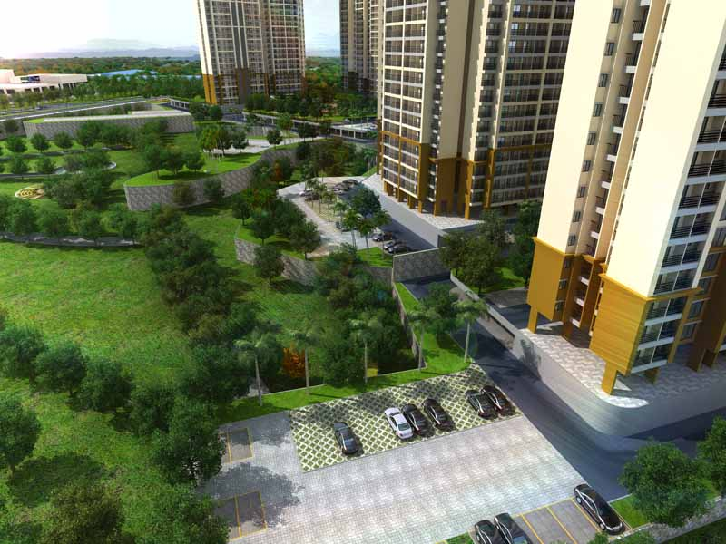 Indiabulls Greens In Panvel New Projects By Indiabulls